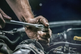 Are you a mechanic?